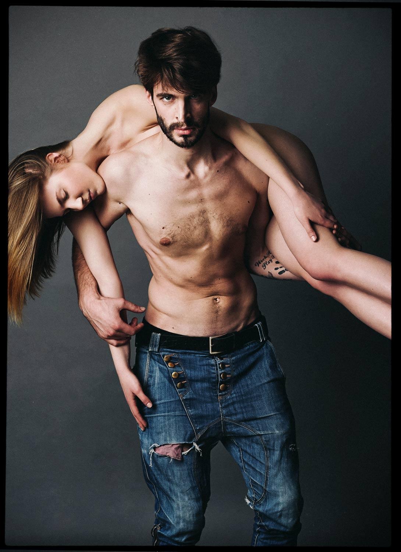 <p>Justinas Jarutis<br /> Singer<br /> Karolina Stankevičiūtė<br /> Model<br /> Lithuania<br /> 2013 </p>