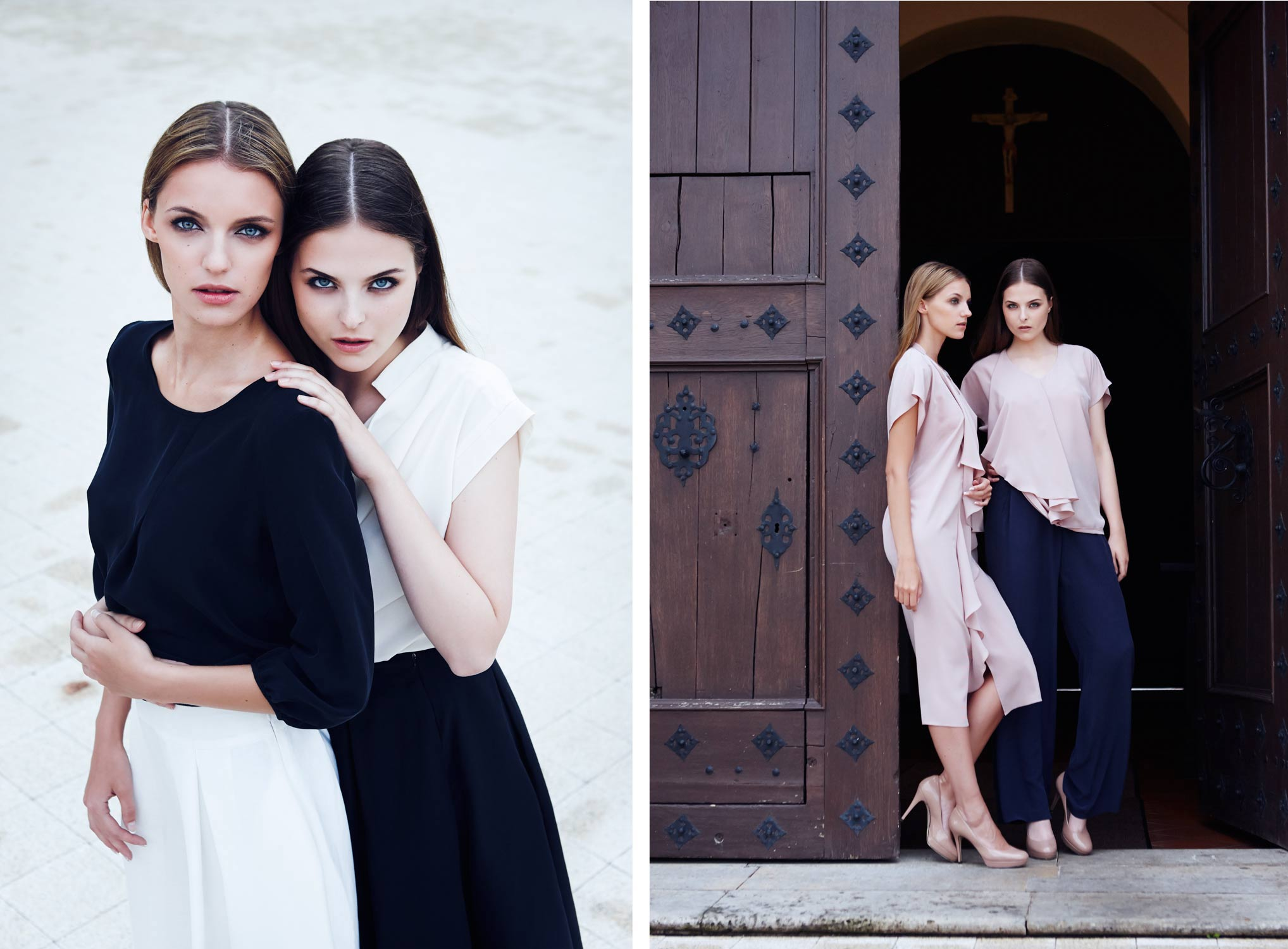 <p>LOULU ET TU<br /> Summer campaign<br /> Diana Balaisytė<br /> Urtė Tomkevičiūtė<br /> Lithuania<br /> 2014</p>