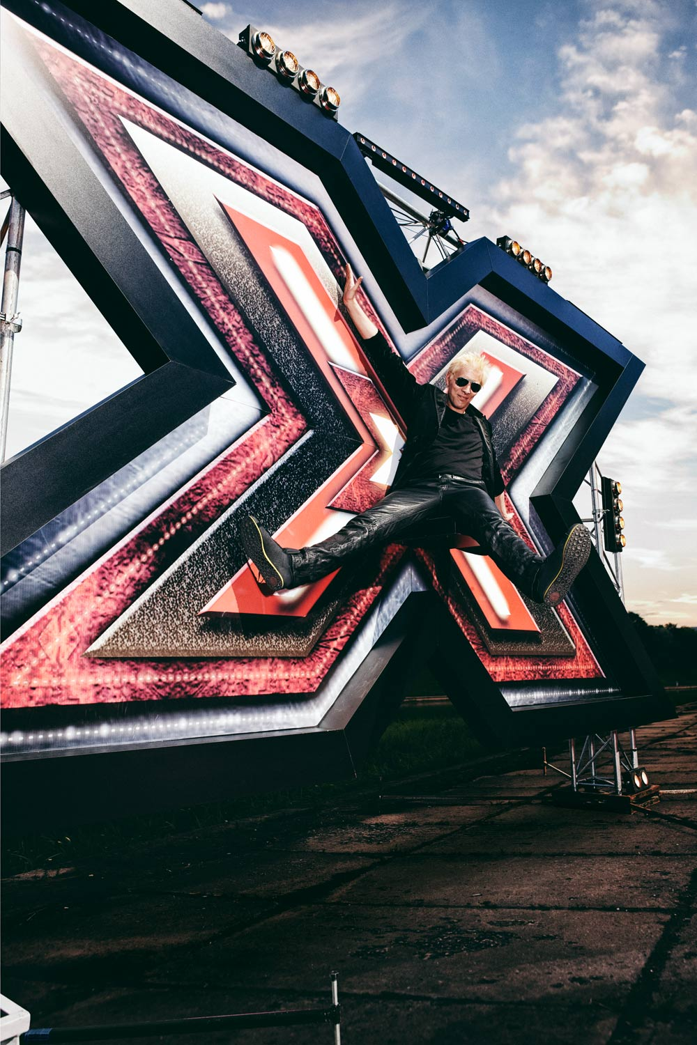 <p>Tv3 television<br /> The X Factor<br /> Lithuania<br /> 2012 </p>