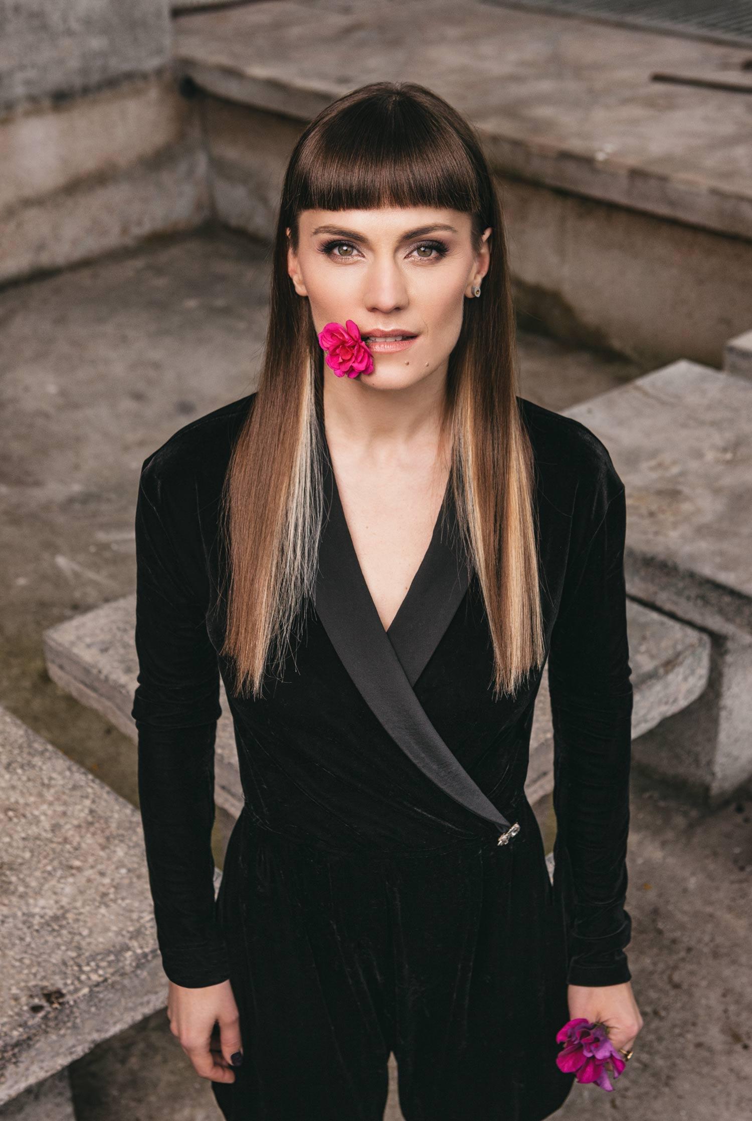 """<p>Jurga Šeduikytė<br /> Singer<br /> """"Žmonės"""" magazine<br /> Lithuania<br /> 2015</p>"""