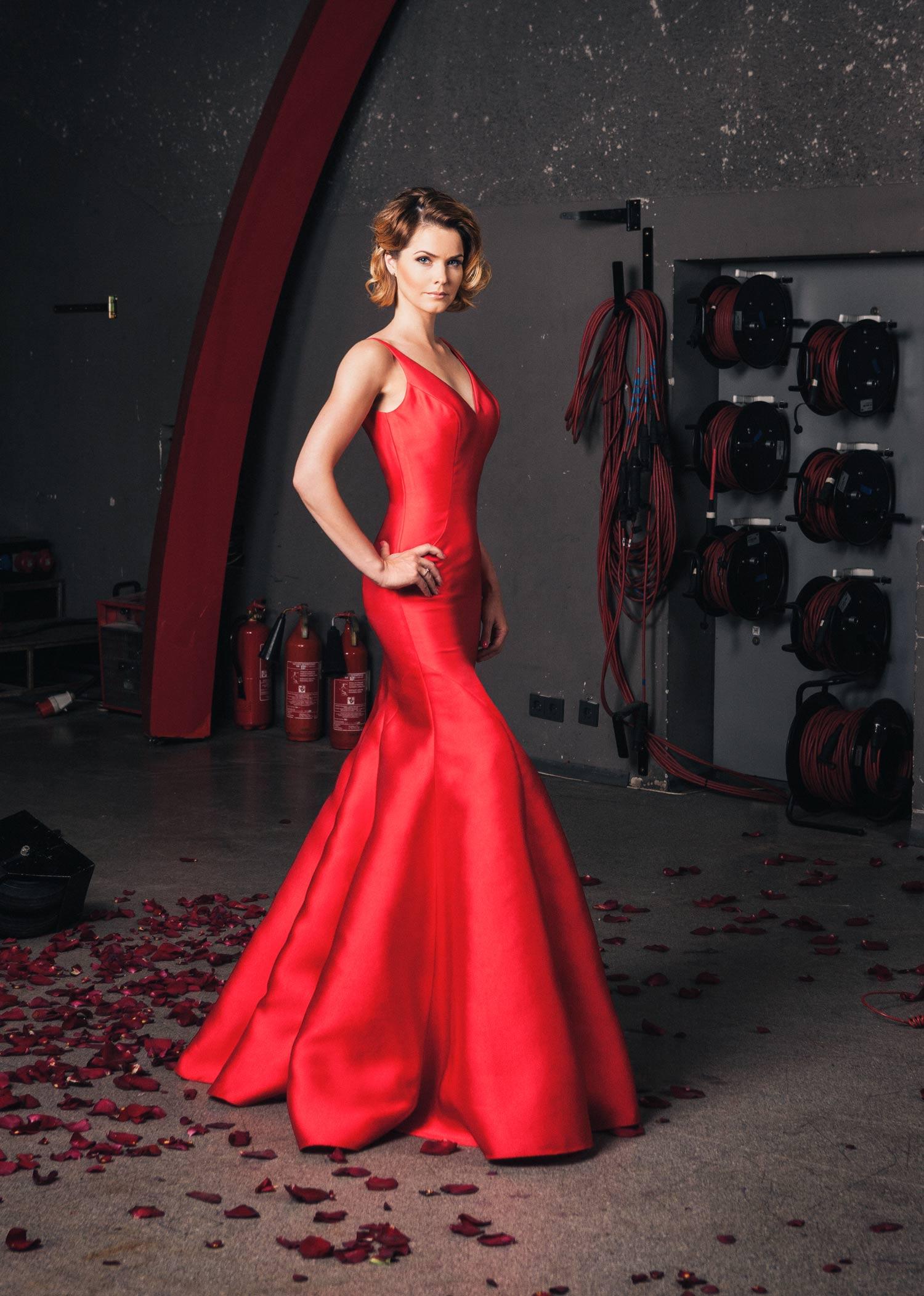 <p>Lina Kairytė<br /> Tv host<br /> Žmonės magazine<br /> Lithuania<br /> 2015</p>