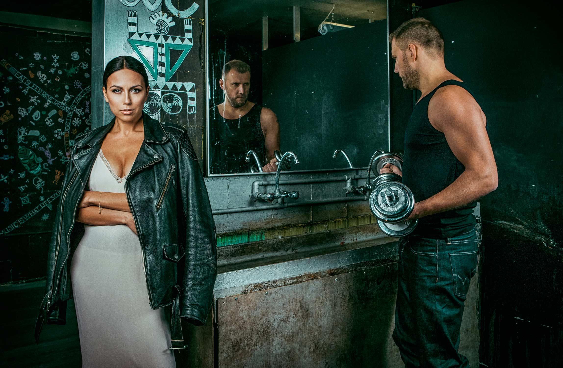<p>Julija Žižė<br /> Designer<br /> Laurynas Žižys<br /> Photographer<br /> Žmonės magazine<br /> 2016<br /> Lithuania </p>