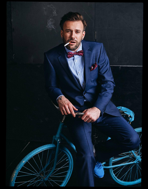 "<p>  Valerij Gigevič<br />   Hair stylist<br />   VMG magazine ""Marry me 2015""<br />   Lithuania<br />   2014 </p>"