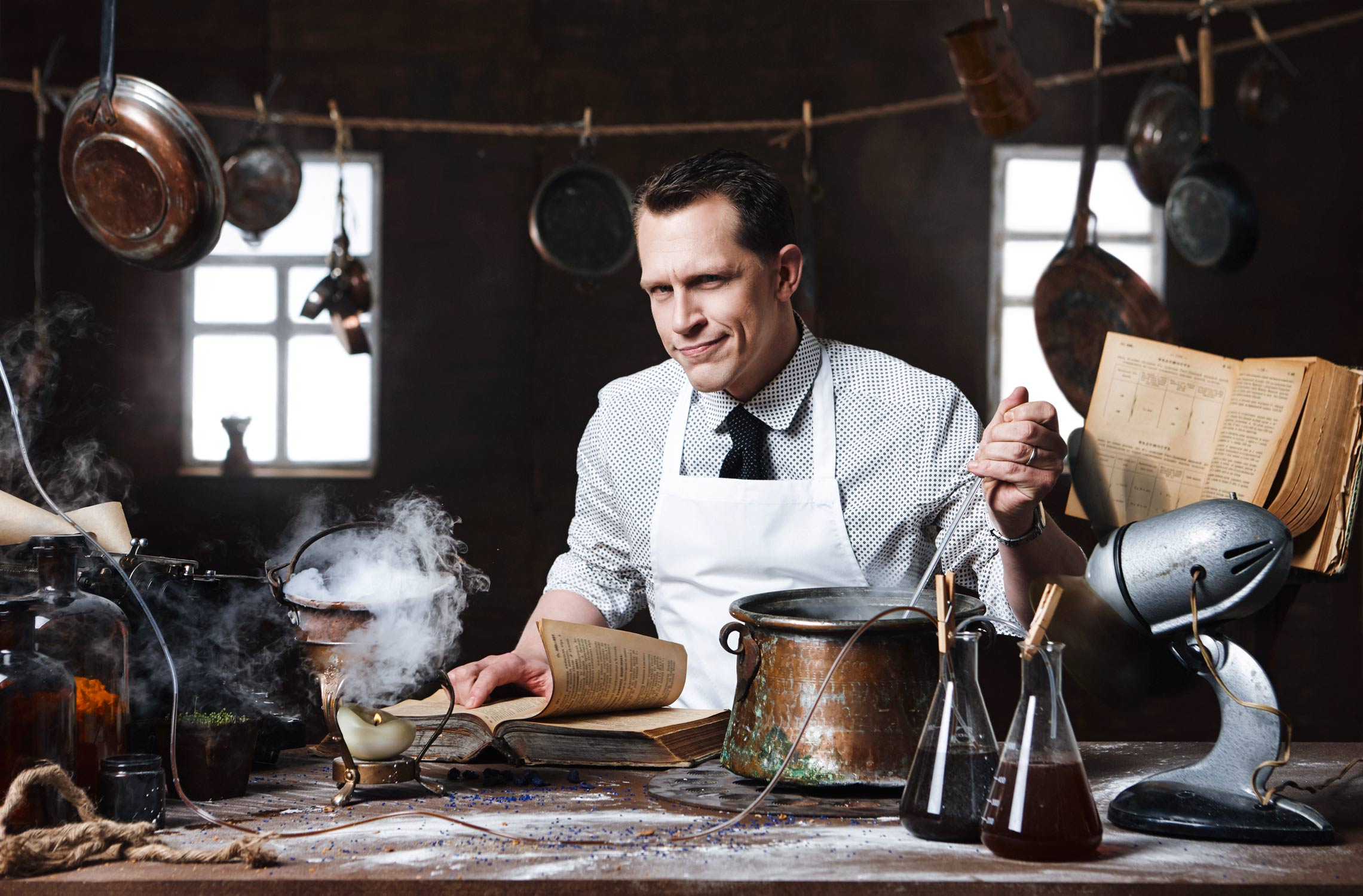 <p>Michael Laiskonis<br /> Pastry Chef<br /> Lithuania-USA<br /> 2014</p>