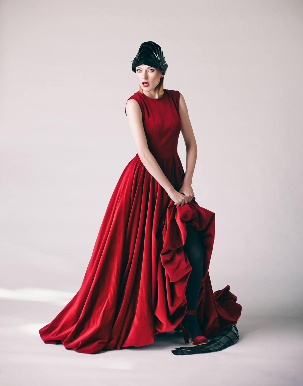 <p>Beata Tiškevič - Hasanova<br /> Actress, TV host<br /> VMG autumn magazine<br /> Lithuania<br /> 2014 </p>