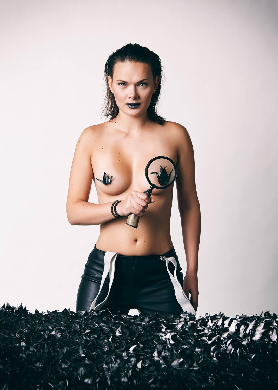 <p>Kristina Valančiūtė<br /> Fashion designer<br /> Lithuania<br /> 2014 </p>