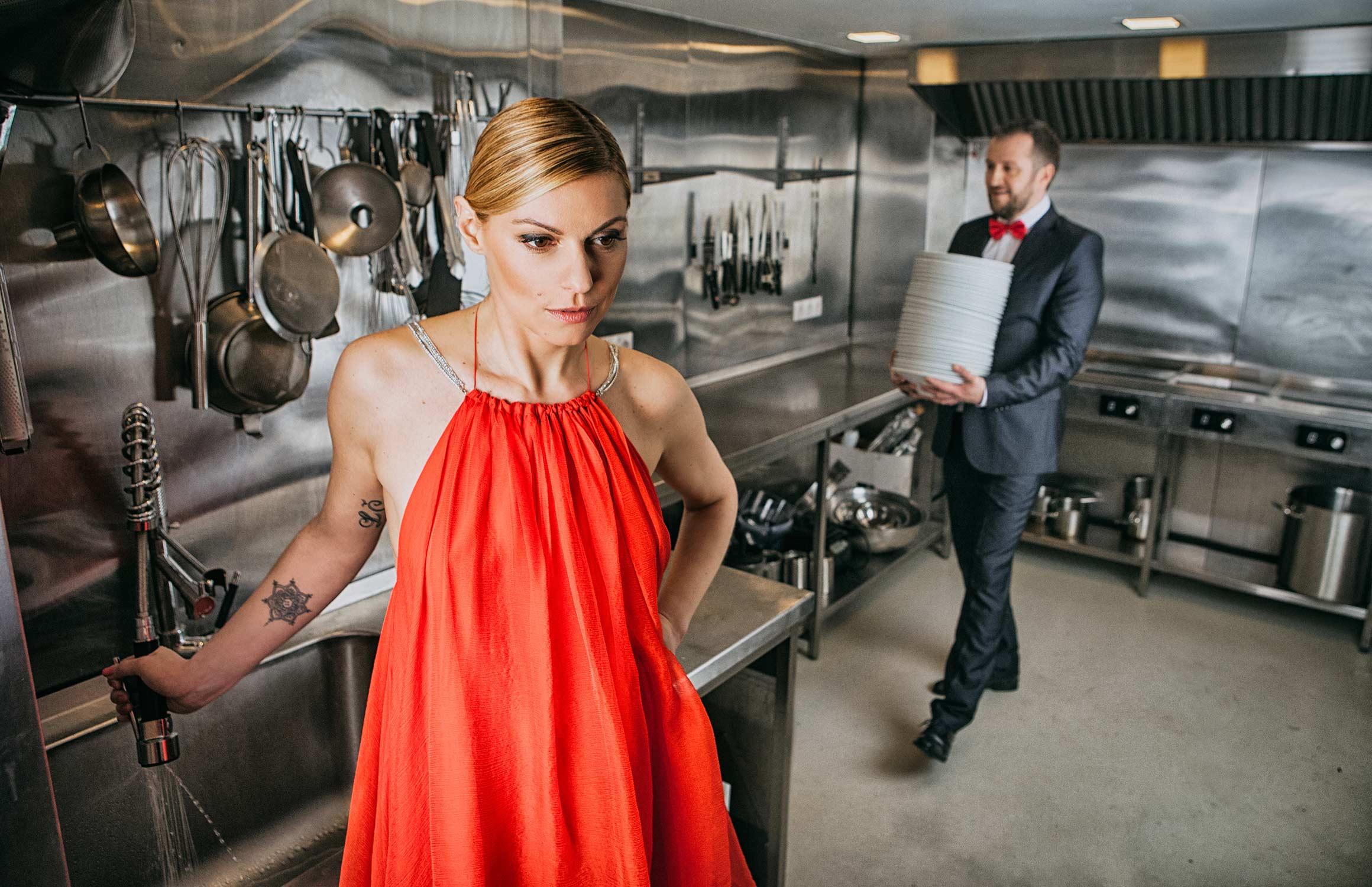 <p>Laura Čepukaitė (Čepreckienė)<br /> Singer<br /> Liutauras Čeprackas<br /> Chef<br /> Žmonės magazine<br /> Lithuania<br /> 2016</p>